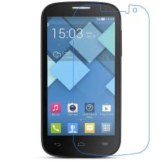 Ueokeird 9 H HD Clear Tempered Glass Screen Protector Film untuk Alcatel Pop C5-Intl
