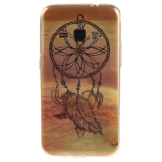 Ueokeird Colorful Dreamcatcher Printed Gel Rubber TPU Gel Silicone Soft Case Cover Skin Protective for Samsung Galaxy J3 2016 / J310 / J320 / Amp Prime / Express Prime - intl