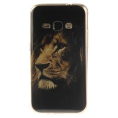 Ueokeird Colorful Lion Printed Gel Karet TPU Gel Silicone Soft Case Cover Pelindung Kulit untuk Samsung Galaxy J3 2016/ J310/J320/Amp Prime/Express Prime-Intl