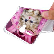 Ueokeird Pelindung Anti-Gores Kristal Shock Bukti TPU Tipis Lembut Phone Case Cover untuk Alcatel One Touch POP 3 5.5 5025D 5025-Intl