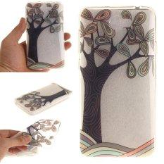 Ueokeird Pelindung Anti-Gores Kristal Shock Bukti TPU Tipis Lembut Phone Case Cover untuk Huawei Ascend Y5 II- INTL