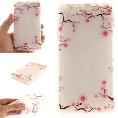 Ueokeird Protective Anti-Scratch Crystal Shock Proof Soft Thin TPU Phone Case Cover For Lenovo S850 - intl