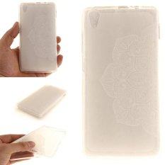 Ueokeird Pelindung Anti-Gores Kristal Shock Bukti TPU Tipis Lembut Phone Case Cover untuk LENOVO S850-Intl