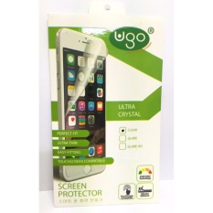 UGO - Screen Protector / Anti Gores Polytron Zap 6 Posh Note - Premium Clear HD