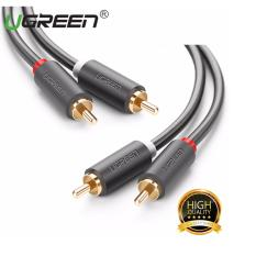 Promo Ugreen 2Rca Male Untuk 2Rca Male Stereo Kabel Audio 1 5 M