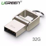 Harga Ugreen 32Gb Otg Drive Flash Drive Flash Meja Tipe C Usb 3 Memori Stick Pen Drive Kunci Jaringan U Disk Yang Murah