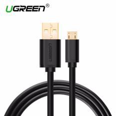 Diskon Ugreen 3 M Premium Mikro Usb 2 Kabel Sinkronisasi Data Pengisian Hitam International Ugreen