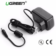 Promo Ugreen Ac Dc Adapter Dc 12V 2A Ac 100 240V Converter Adapter Universal Wall Charger Power Supply Eu Plug 2 1Mm X 5 5Mm Intl Ugreen Terbaru