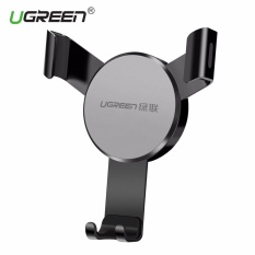 Harga Ugreen Gravity Car Phone Holder Mobile Phone Holder For Iphone 8 7 Air Vent Mount Holder Stand For Samsung Galaxy S7 Xiaomi Gps Black Intl Ugreen Ori