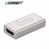 Promo Toko Ugreen Hdmi Extender Sinyal Booster Aktif Hdmi Ke Hdmi Konektor Repeater Female To Female Hingga 150Ft Lossless Transmisi Mendukung 1080 P Intl