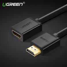 Dimana Beli Ugreen 50Cm Hdmi Cable Hdmi Male To Female Extension Cable Support 4K 3D Resolution Hdmi Extender For Tv Stick Roku Stick Chromecast Nintendo Switch Xbox Ps4 Ps3 Blu Ray Player Apple Hdtv Laptop Pc Ugreen