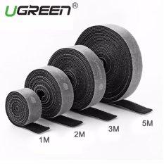 Ulasan Lengkap Loop Wraps Reusable Pengancing Kabel Ikatan Tali Strip Untuk Tali Kawat Manajemen 5 M Ugreen