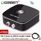 Jual Ugreen Mini Bluetooth 4 1 Audio Receiver 2Rca Nirkabel Musik Adapter Dengan 3 5Mm Untuk 2Rca Kabel Audio Untuk Mobil Speaker Intl Di Bawah Harga