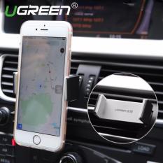 UGREEN Universal Mini mobil udara Vent Handphone HP Smart Mount pemegang Cradle untuk Samsung telepon,