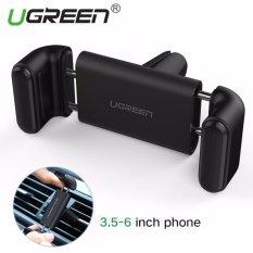 Katalog Universal Smartphone Mobile Phone Adjustable Penahan Ventilasi Udara Mobil Cradle Untuk Saya Ponsel 7 7 Plus Se 6S 6 Plus 6 5S Hitam Ugreen Terbaru