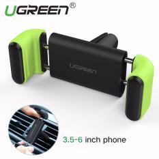 Iklan Ugreen Universal Smartphone Mobile Phone Adjustable Penahan Ventilasi Udara Mobil Cradle Untuk Iphone 7 7 Plus Se 6 S 6 Plus 6 5 S Hijau Intl