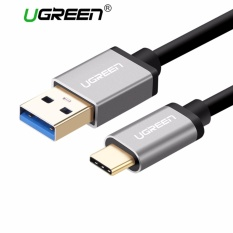 Beli Ugreen Usb 3 To Type C Data Sync Charging Cable With Aluminum Connector Black 5M Intl Kredit Tiongkok