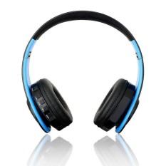 Uinn Dilipat Nirkabel Bluetooth Headset Stereo Olahraga Ikat Kepala Earphone MP3 Pemutar-Internasional