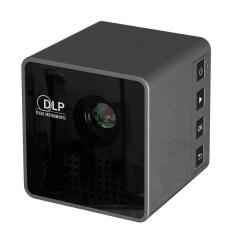 UINN Mini 1080P Wifi Full HD LED Projector DLP WL-P1 Portable Home Movie Theater - intl