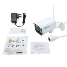 Uinn QD900 1080 P 2.0 Juta Piksel HD Jaringan Kamera Keamanan Pengawasan Kamera Hitam & Putih EU Steker-Internasional