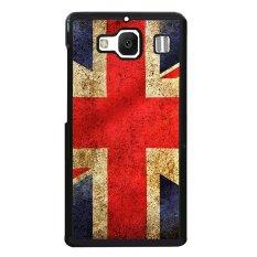 Spek Pola Bendera Inggris Phone Case Untuk Xiaomi Redmi 2 Hitam Tiongkok