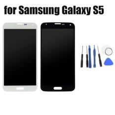 Harga Uk Lcd Display Touch Screen Digitizer Tools For Samsung Galaxy S5 I9600 G900A Intl Yang Bagus