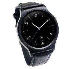 Harga Ulefone Gw01 Smart Watch Ips Bulat Layar Kehidupan Tahan Air Hitam Intl Fullset Murah