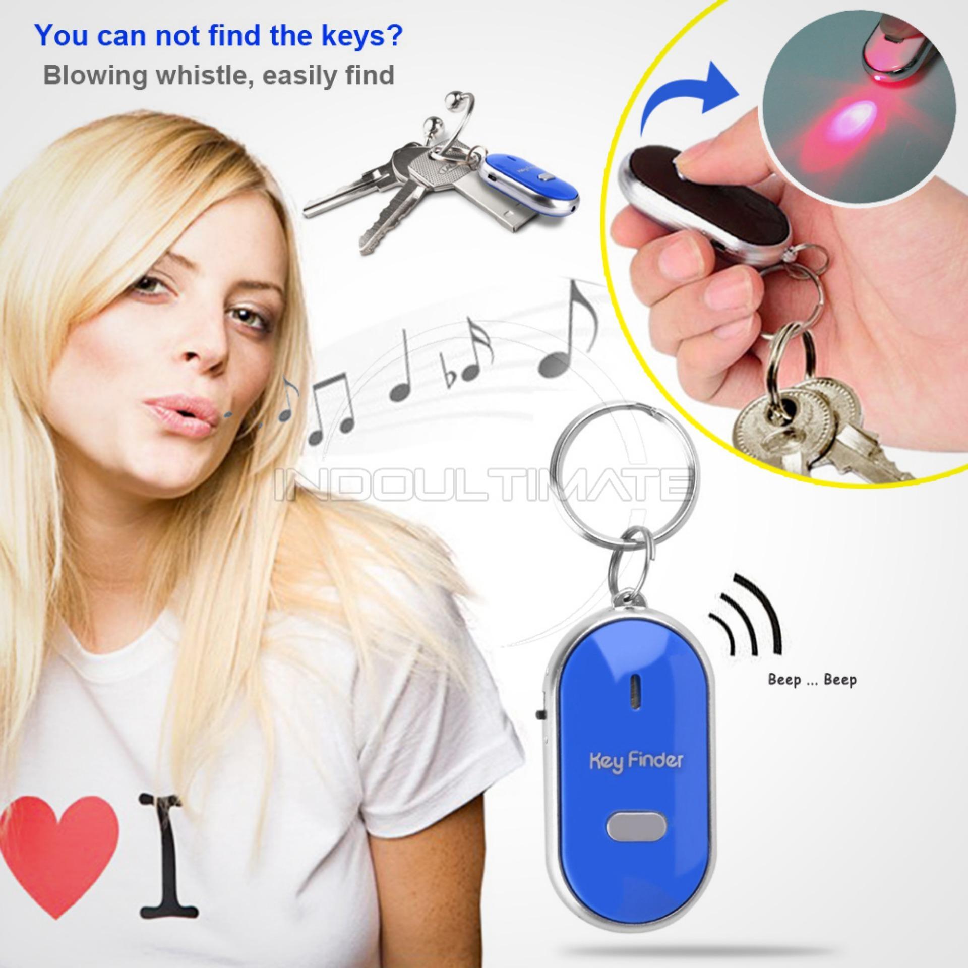 Jual Gantungan Kunci Led Murah Garansi Dan Berkualitas Id Store Siul Anti Hilang Lupa Key Finder Whistle Keychain Dengan Lampu Senter Rp 14833 Ultimate