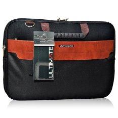 Harga Ultimate Laptop Bag Double Br 14 Cokelat Ultimate Original