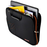 Toko Ultimate Laptop Bag Double Slim Logo 12 Hitam Termurah