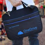 Jual Ultimate Laptop Bag Triple Logo Onedrive 14 Hitam Import