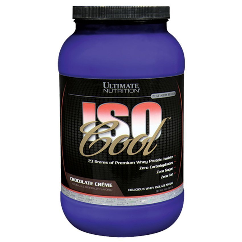 Ultimate Nutrition Iso Cool Apple 1Kg Di Indonesia
