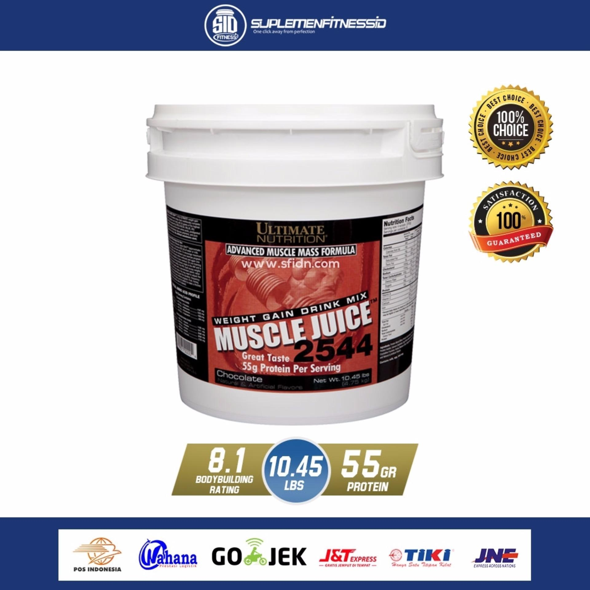 Spesifikasi Ultimate Nutrition Muscle Juice 4 75 Kg Rasa Chocolate Online