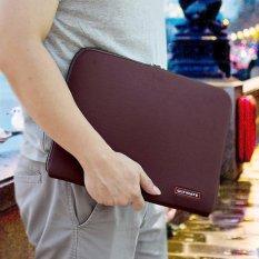 Promo Ultimate Tas Bag Cover Softcase Backpack Laptop Pria Wanita Classic Brown Murah