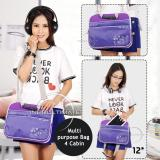Perbandingan Harga Ultimate Tas Bag Softcase Cover Backpack Laptop Triple Flower 12 Purple Ultimate Di Indonesia