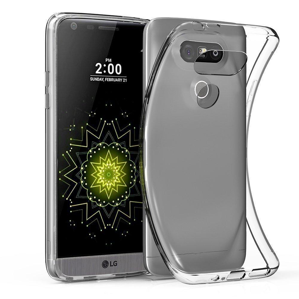 Silicone Soft Source · Ultra Slim Case for LG G5 Soft TPU Transparent .