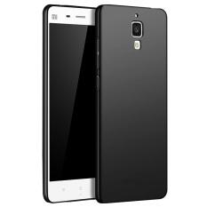 Toko Ultra Slim Fit Shell Hard Plastik Penuh Pelindung Anti Gores Cover Case Untuk Xiaomi Mi 4 Silky Hitam Intl Online Tiongkok