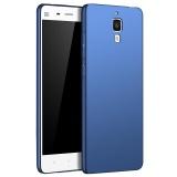 Beli Ultra Slim Fit Shell Hard Plastik Penuh Pelindung Anti Gores Cover Case Untuk Xiaomi Mi 4 Silky Biru Intl Kz Online
