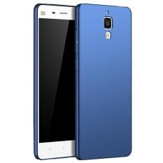 Jual Ultra Slim Fit Shell Hard Plastik Penuh Pelindung Anti Gores Cover Case Untuk Xiaomi Mi 4 Silky Biru Intl Kz Grosir