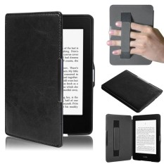 Ultra Slim Kulit Smart Case Cover untuk Amazon Kindle Paperwhite 5 Hitam -Intl