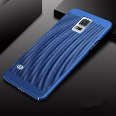 Ultra Slim Mesh Case Lightweight Heat Dissipation Anti-Scratch Premium Hard PC Anti-fingerprint Shell Protective Case Cover for Samsung Galaxy Note 4 - intl