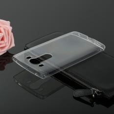 Penutup Case Ponsel TPU Silicone Ultra Slim Tipis Transparan Soft Clear untuk Case Ponsel LG V10