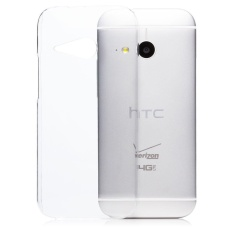 Ultra Slim TPU Clear Transparent Crystal Rubber Silicone Cover for HTC One Mini 2 / M8 Mini - intl