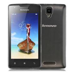 Ultra Tipis 0.3 mm TPU transparansi yang jelas untuk menutupi kasus Lenovo A1000 (di luar negeri)