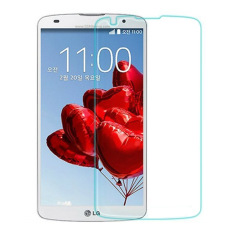 Ultra Tipis 0.3mm Transparansi HD Tempered Glass Film Screen Protector Tahan Ledak Anti Pecah untuk LG Optimus G Pro 2 (Clear)