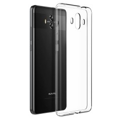 Ultra Thin Clear Transparent TPU Back Cover For Huawei Mate 10 Porsche Design - intl