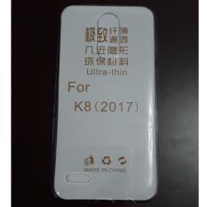 Ultra Thin for LG K8 2017- Putih Transpara