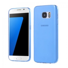 Ultra Thin Soft Case Casing Cover Huawei Honor 3C Lite - Biru