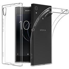 Jual Ultra Thin Soft Case Casing Cover Sony Xperia Xa1 Transparan Branded Murah