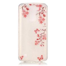 Ultra Tipis Lembut TPU Gel Case Belakang Silikon Penutup untuk LG K8/LG Escape 3/LG Phoenix 2 Warna-6-Internasional
